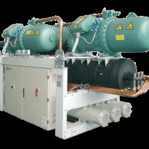 Чиллеры с водяным охлаждением конденсатора